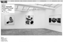 Galerie Georges-Philippe et Nathalie Vallois — New website